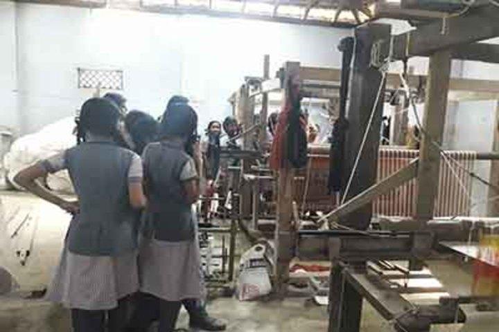 Sree Maharshi Vidyalaya School-Educational Trip