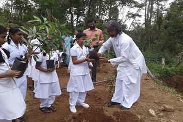 Sree Maharshi Vidyalaya School-Field Trip