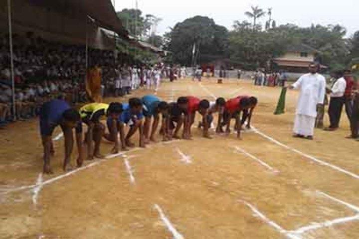 Sree Maharshi Vidyalaya School-Running Race
