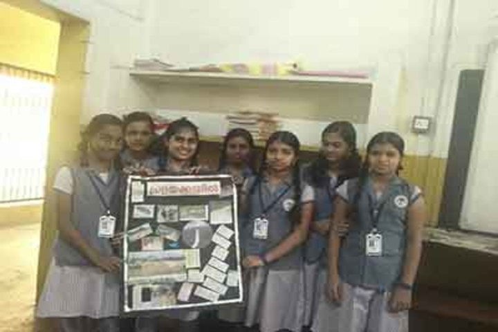 Sree Maharshi Vidyalaya School-Science Fair