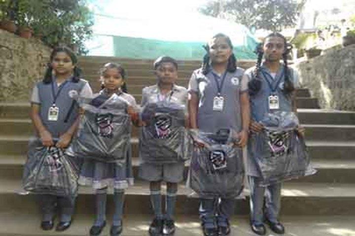 Sree Maharshi Vidyalaya School-Trip