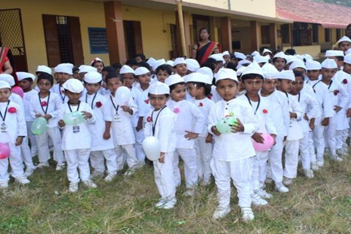 Sree Narayan Public School-Children Day