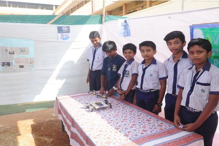 Sree Narayan Public School-Exhibition