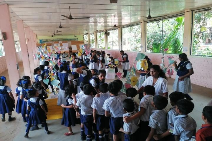 Sree Narayana Central School-Activity
