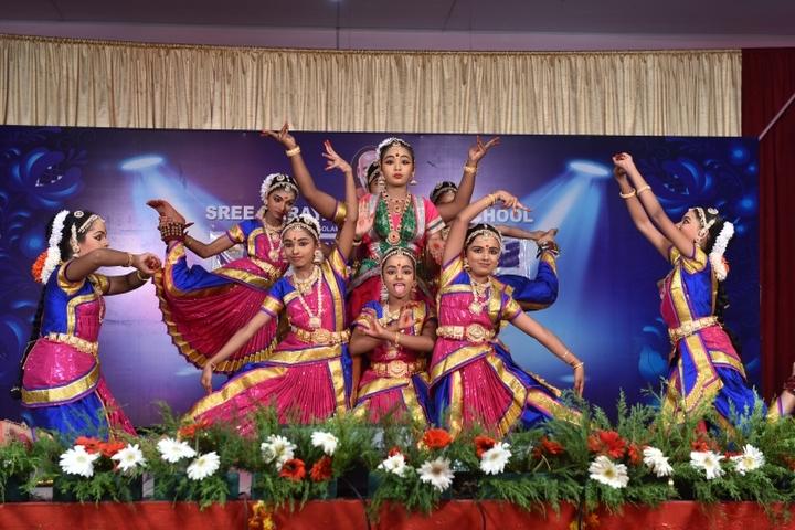 Sree Narayana Central School-Dance