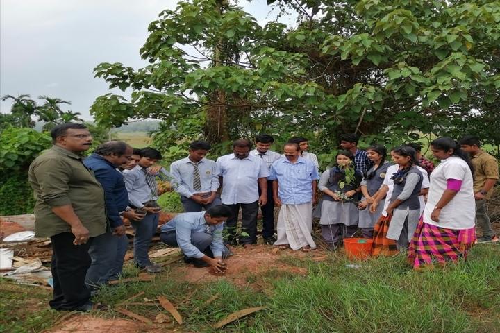 Sree Narayana Central School-Environment Day