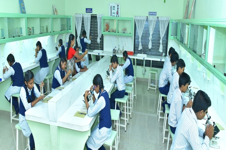 Sree Narayana Central School-Lab View