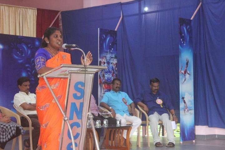 Sree Narayana Central School-Speech