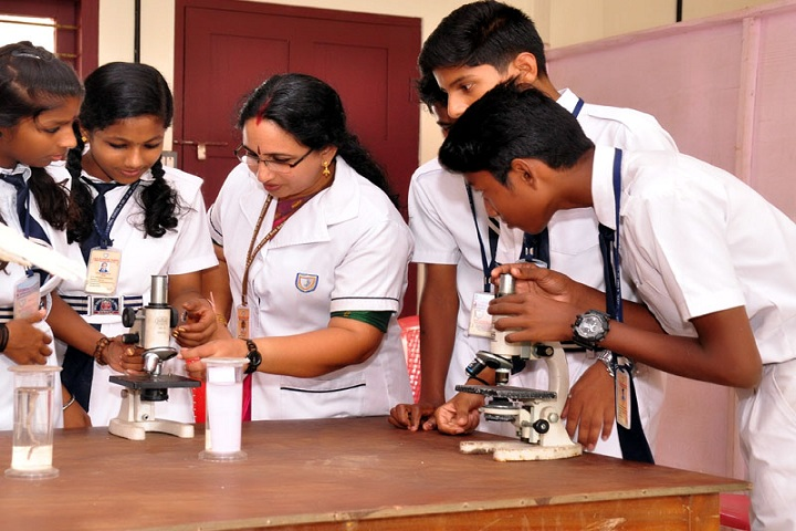Sree Narayana Guru Memorial Central School-Biology-Lab