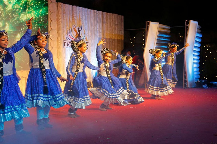 Sree Narayana Guru Memorial Central School-Dance