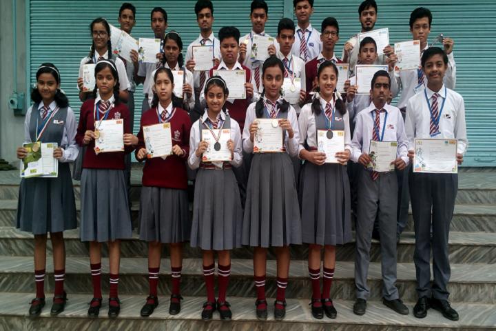 Saint Capitanio School- Achievment