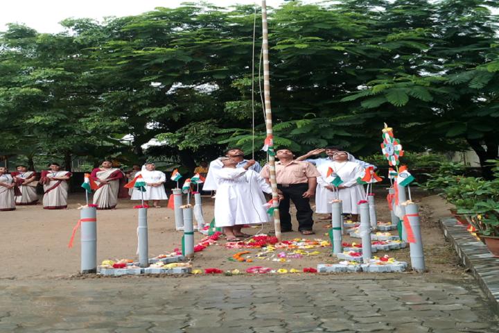 Saint Capitanio School- Independence Day