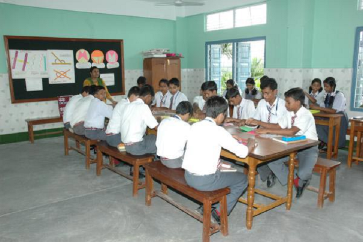 Saint Capitanio School- Library