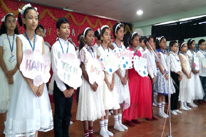 Saint Capitanio School- Teachers Day