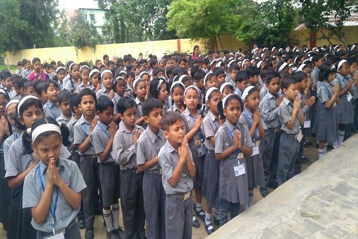Sampoorna Kendra Vidyalaya-Assembly