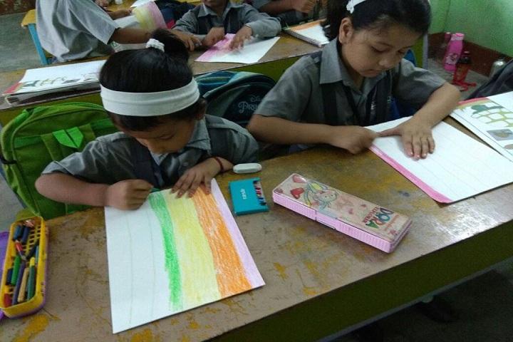 Sampoorna Kendra Vidyalaya-Drawing Class