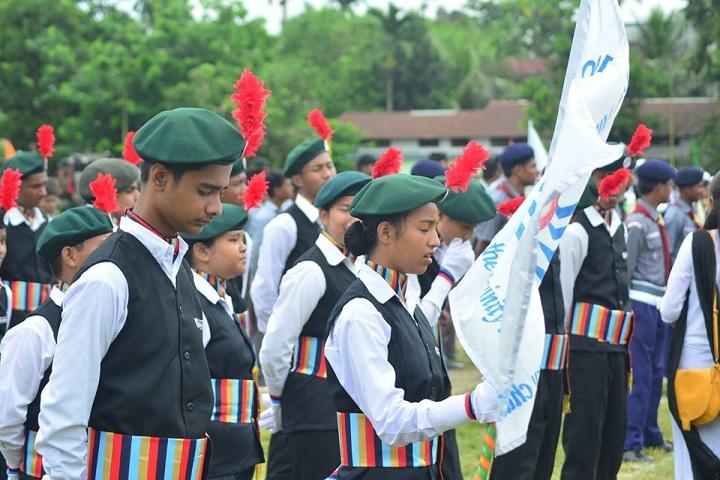 Sampoorna Kendra Vidyalaya-Scouts