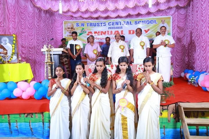 Sree Narayana Trusts Central School-Annual Day