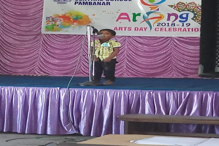 Sree Narayana Trusts Central School-Art Day