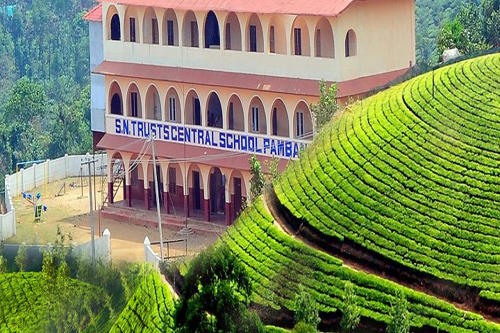 Sree Narayana Trusts Central School-Campus View