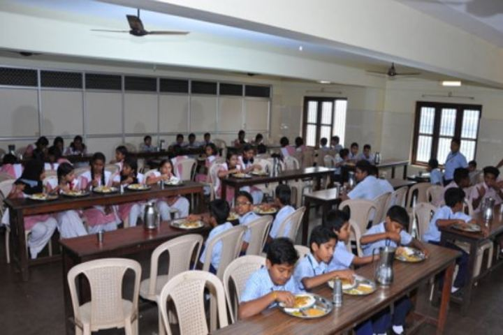 Sree Narayana Vidya Mandir Senior Secondary School-Canteen