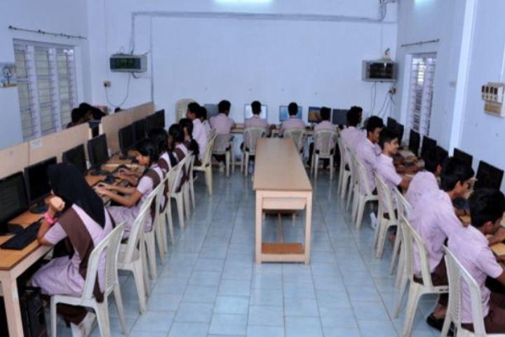 Sree Narayana Vidya Mandir Senior Secondary School-Computer Lab