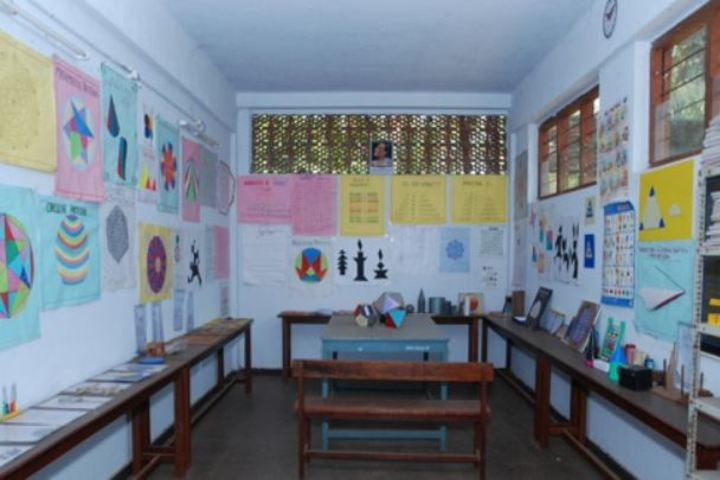 Sree Narayana Vidya Mandir Senior Secondary School-Maths Lab
