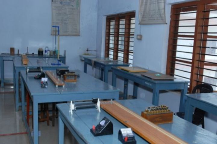 Sree Narayana Vidya Mandir Senior Secondary School-Physics Lab