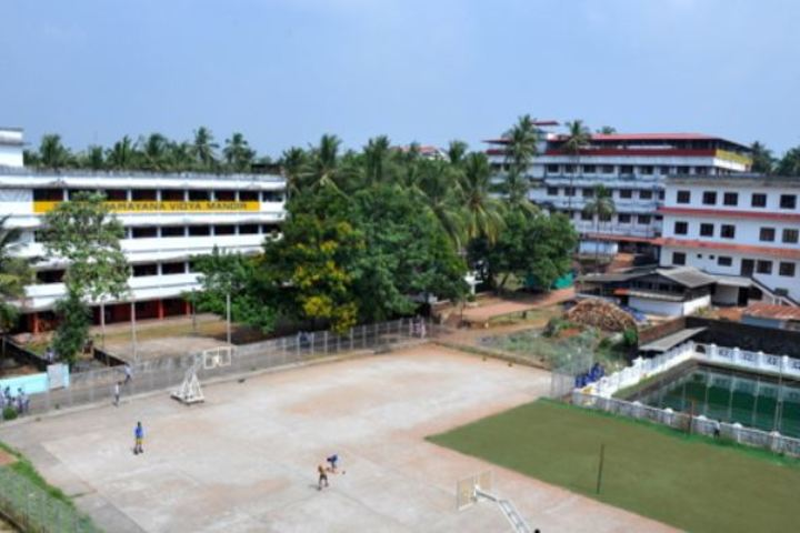 Sree Narayana Vidya Mandir Senior Secondary School-Playground