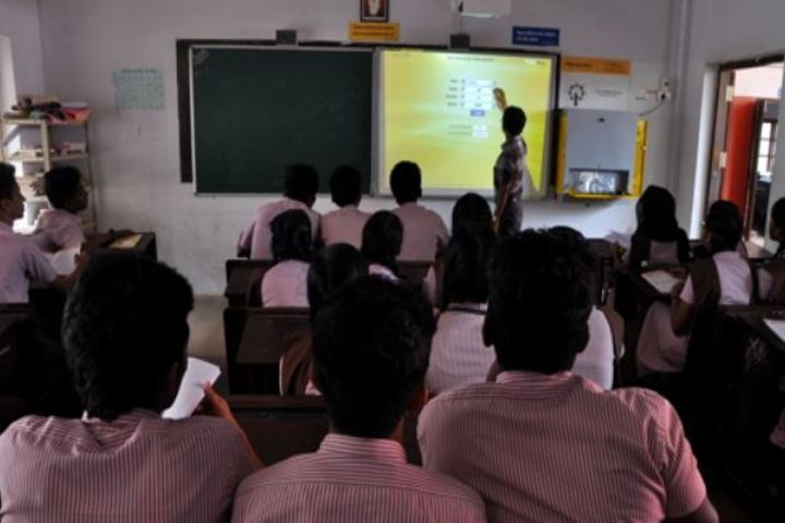 Sree Narayana Vidya Mandir Senior Secondary School-Smart Class