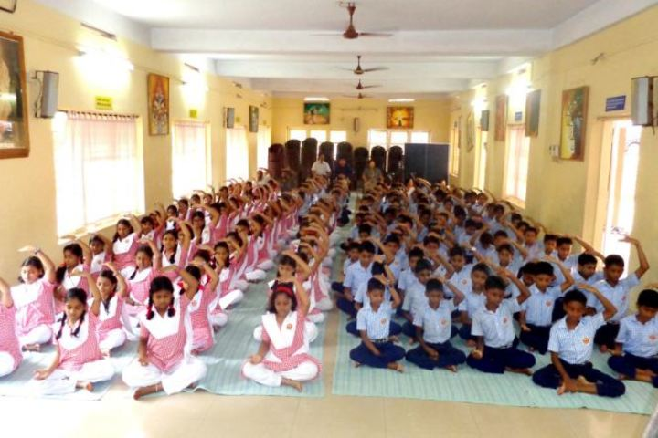 Sree Narayana Vidya Mandir Senior Secondary School-Yoga