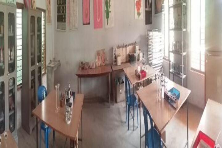 Sree Narayana Vidya Peedtom-Biology Lab