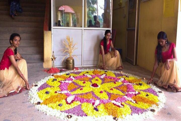 Sree Narayana Vidya Peedtom-Floral Competition