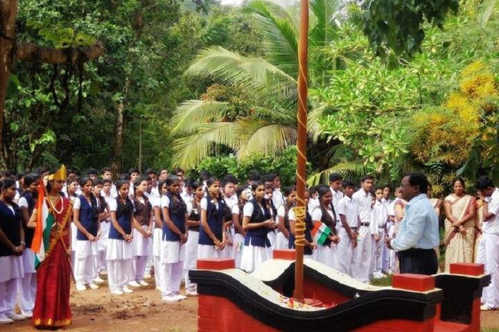 Sree Narayana Vidya Peedtom-Independence Day
