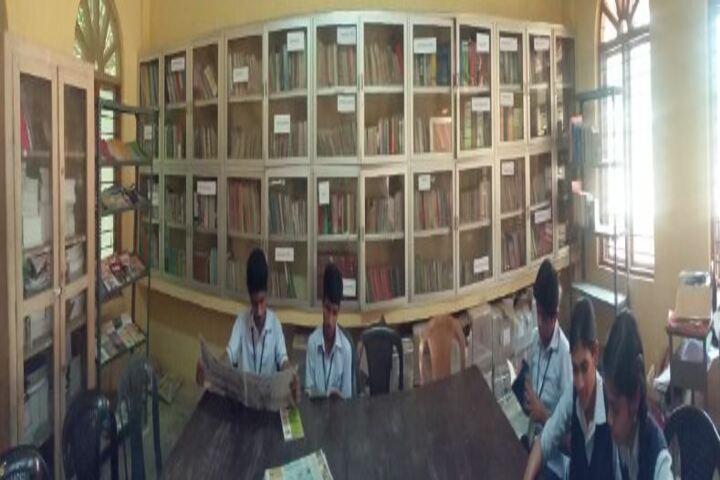 Sree Narayana Vidya Peedtom-Library
