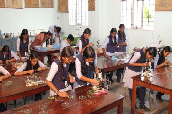 Sree Narayana Vidyapeetam Public School-Biology Lab