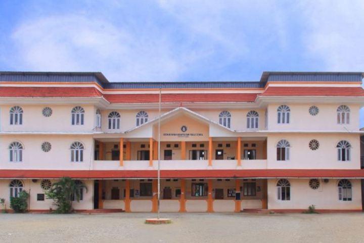 Sree Narayana Vidyapeetam Public School-Campus View