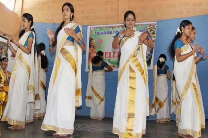 Sree Narayana Vidyapeetam Public School-Onam Celebrations