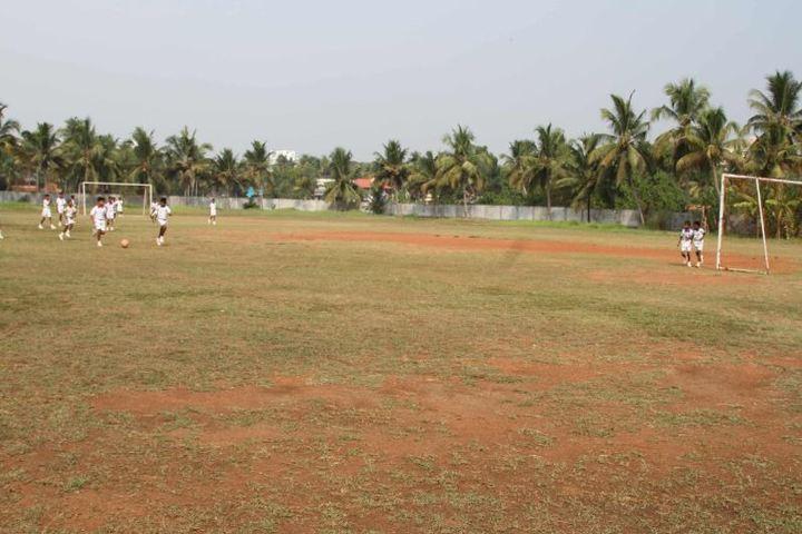 Sree Narayana Vidyapeetam Public School-Playground