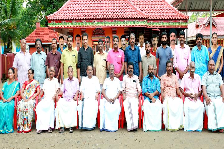 Sree Raja Rajeswari English Medium School-Faculty Group