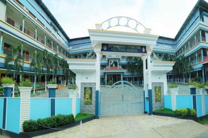 Sree Ramakrishna Vidyanikethan Public School-Campus View