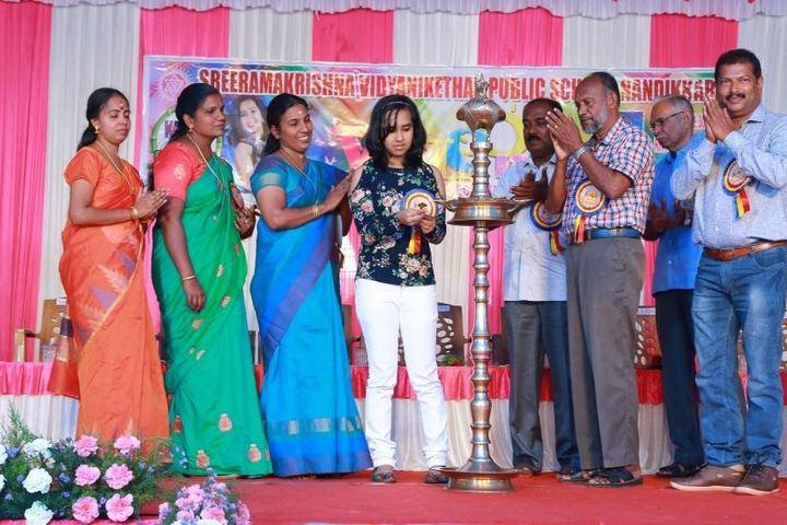 Sree Ramakrishna Vidyanikethan Public School-Kids Day