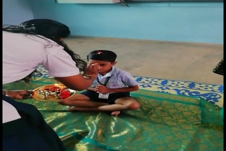 Sree Ramakrishna Vidyanikethan Public School-Rakhi Celebrations
