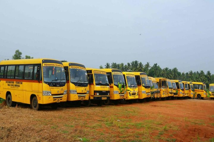 Sree Ramakrishna Vidyanikethan Public School-Transport