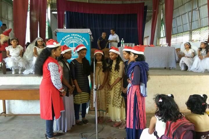 Sree Sabari Central School-Christmas Celebrations