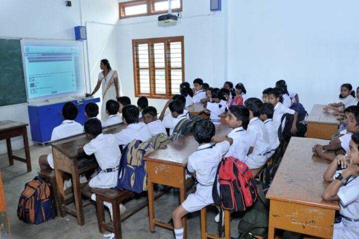 Sree Sabari Central School-Classroom