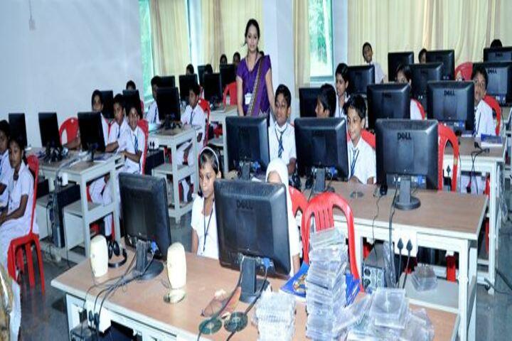 Sree Sabari Central School-Computer Lab