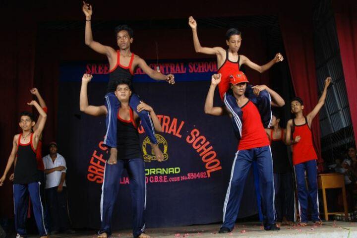 Sree Sabari Central School-Dance Performance