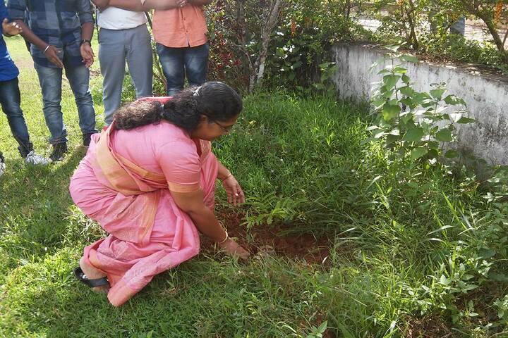 Sree Sabari Central School-Plantation Day