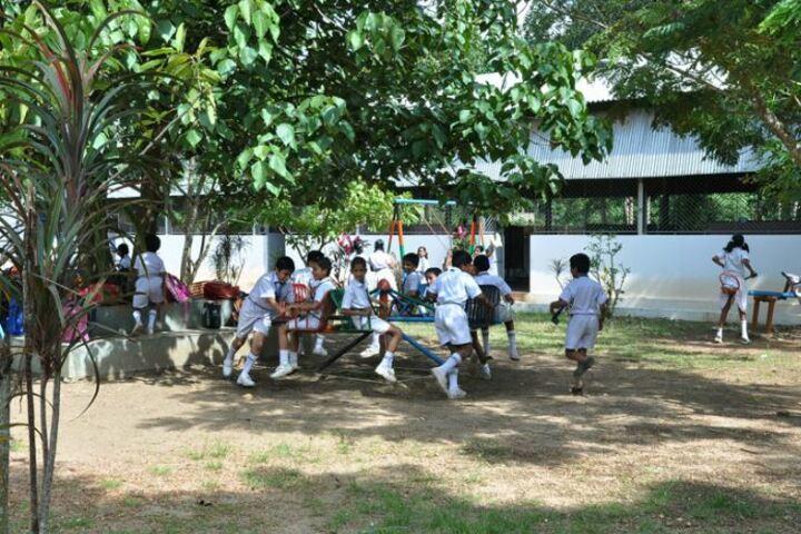 Sree Sabari Central School-Playarea